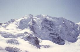 Piz Palü - Ein Berg zum heiraten - 16 Winter lang, habe ich ihn täglich anschauen dürfen