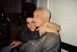 Mein Stiefpapa und wunderbarer Mensch, von dem ich viel gelernt habe über Würde, Stil und Freundlichkeit