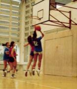 18 Jahre Basketball - die meisten davon in der Nati B. Und viele Jahre Scoreleaderin der Nati B.