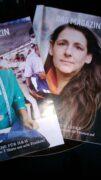 Medial vermittelt - gewöhnungsbedürftig - Covergirl vom Magazin 2012