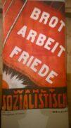 Brot - Arbeit - Freide - deshalb war die SP fast ein Jahrhundert die stärkste Partei im Land: Die Brot- und Butter für alle Partei