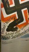 Freiheit - nicht Terror. Dafür kämpfte die SP fast im Alleingang - Antifaschismus