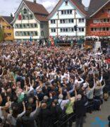 Landsgemeinde in Appenzell Innerrhoden - faszinierend
