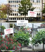 Meine Volksinitiative «Wohnen fuer alle». Verlangt mindestens 33% Gemeinnützige Wohnungen in Zürich. Wurde angenommen mit 76% Ja.