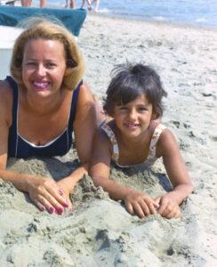 Ferien am Meer mit Mami
